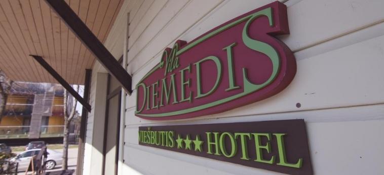Hotel Vila Diemedis: Logo PALANGA