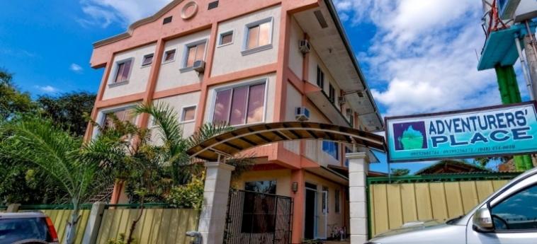 Hotel Adventurers Place: Zimmer Li Galli PALAWAN ISLAND