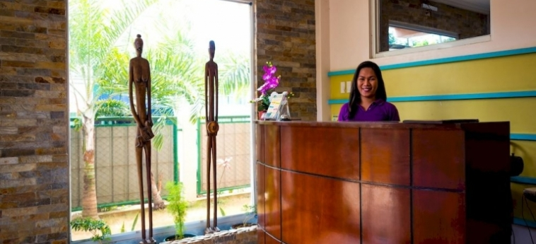 Hotel Adventurers Place: Detail PALAWAN ISLAND