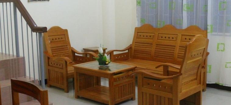 Amerson Pension Place: Chambre jumeau PALAWAN ISLAND