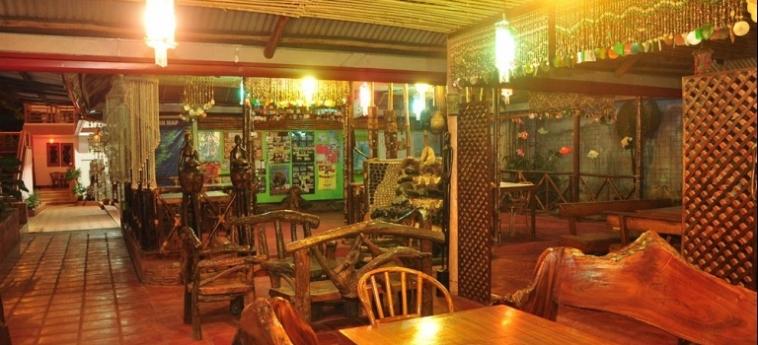 Lola Itang Pension: Hot Spring PALAWAN ISLAND