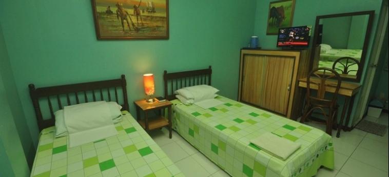 Lola Itang Pension: Doppelzimmer - Twin PALAWAN ISLAND