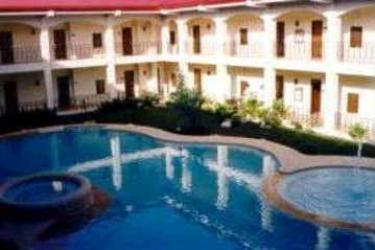 Hotel Asturias: Swimming Pool PALAWAN ISLAND
