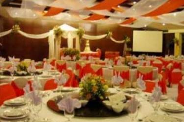 Hotel Asturias: Banquet Room PALAWAN ISLAND