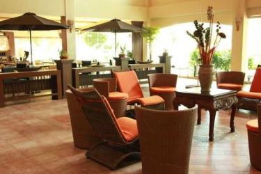 Hotel Asturias: Lobby PALAWAN ISLAND