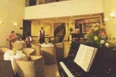 Hotel Fleuris Palawan: Lounge Bar PALAWAN ISLAND