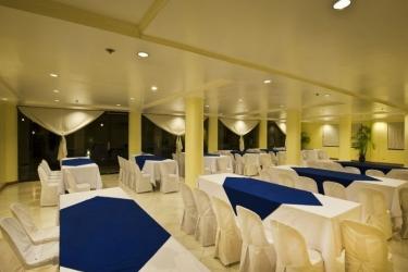 Hotel Fleuris Palawan: Konferenzraum PALAWAN ISLAND