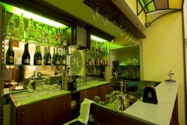 Hotel Columbia: Bar PALERME