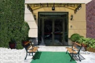 Hotel Columbia: Extérieur PALERME