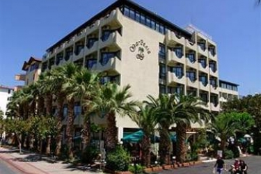 Hotel Gardenia: Außen PALERMO