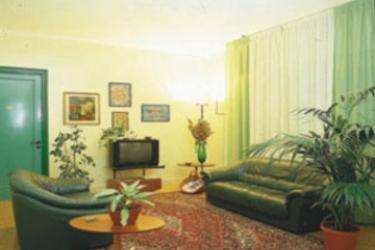 Hotel Gardenia: Hotelhalle PALERMO