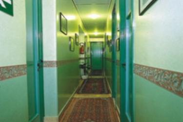 Hotel Gardenia: Korridor PALERMO