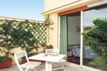 Hotel Gardenia: Terrasse PALERMO