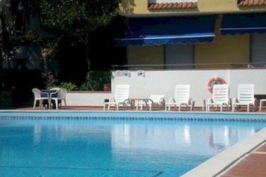 Hotel Seven Residence: Aerial View PALINURO - SALERNO