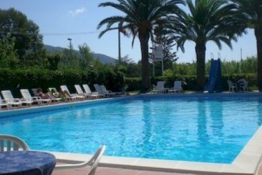 Hotel Seven Residence: Environnement PALINURO - SALERNO