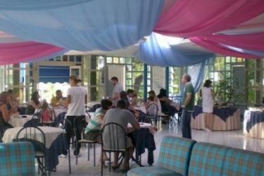 Hotel Seven Residence: Salle de Petit Dejeuner PALINURO - SALERNO
