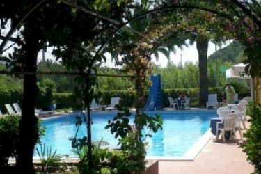 Hotel Seven Residence: Winter Garden PALINURO - SALERNO