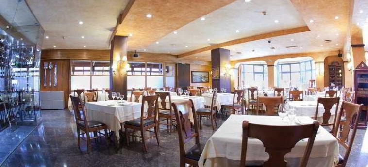 Hotel Don Carlos: Restaurant PAMPLONA