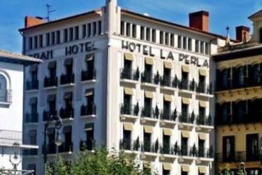 Gran Hotel La Perla: Extérieur PAMPLONA