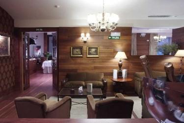 Gran Hotel La Perla: Restaurant PAMPLONA