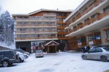 Hotel Perelik Superior: Esterno PAMPOROVO