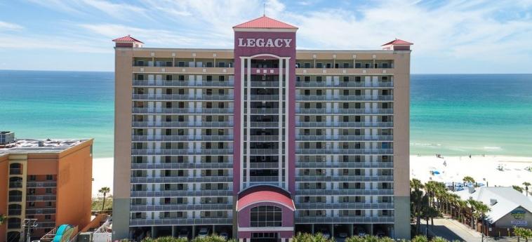 Hotel Legacy By The Sea: Frente Hotel PANAMA CITY BEACH (FL)