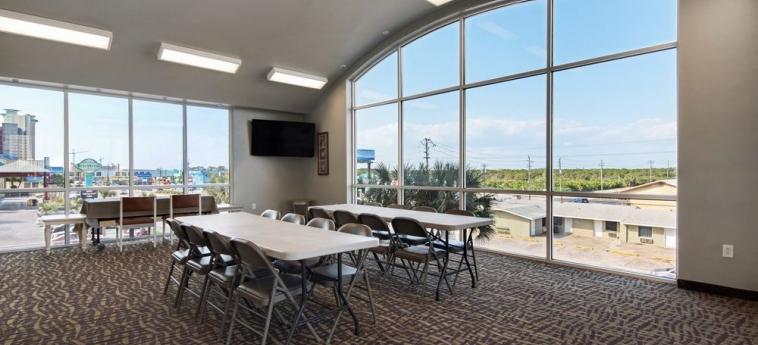 Hotel Legacy By The Sea: Instalaciones para reuniones PANAMA CITY BEACH (FL)