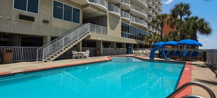 Hotel Legacy By The Sea: Piscina al aire libre PANAMA CITY BEACH (FL)