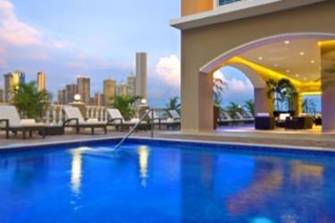 Hotel Le Meridien Panama: Swimming Pool PANAMA CITY