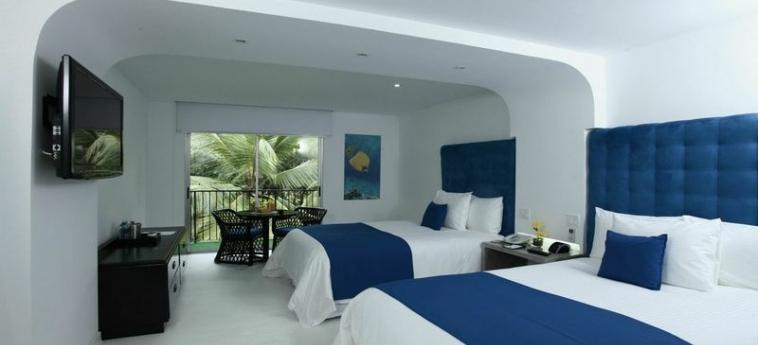 Riande Aeropuerto Hotel & Casino: Deluxe Zimmer PANAMA-STADT