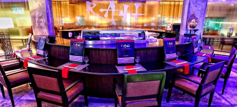 Riande Aeropuerto Hotel & Casino: Essen PANAMA-STADT