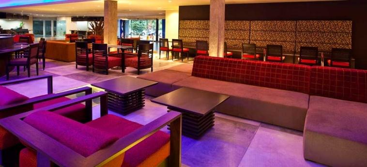 Riande Aeropuerto Hotel & Casino: Lounge PANAMA-STADT