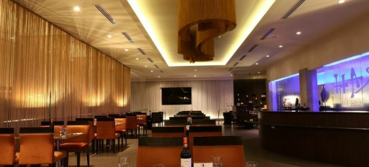 Riande Aeropuerto Hotel & Casino: Restaurant PANAMA-STADT