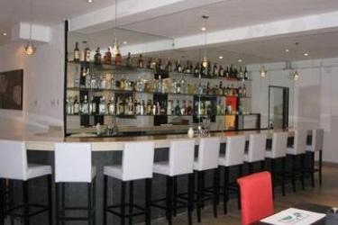 Hotel Andino: Bar PANAMA-STADT