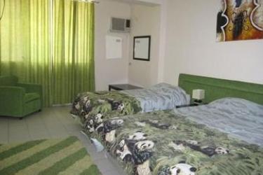 Hotel Andino: Doppelzimmer  PANAMA-STADT