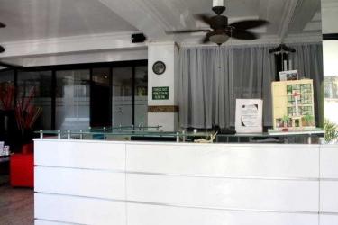 Hotel Andino: Lobby PANAMA-STADT