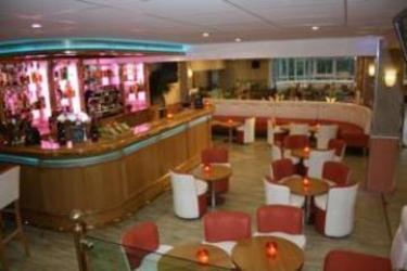 Comfort Hotel Cdg Airport: Bar PARIGI - AEROPORTO CDG
