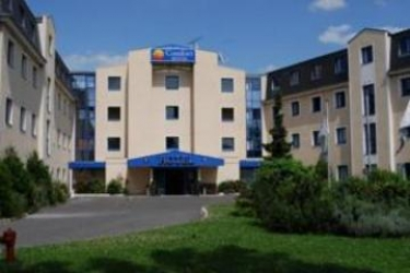 Comfort Hotel Cdg Airport: Esterno PARIGI - AEROPORTO CDG