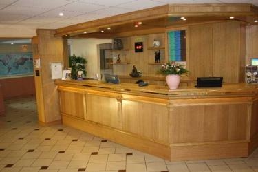 Comfort Hotel Cdg Airport: Lobby PARIGI - AEROPORTO CDG