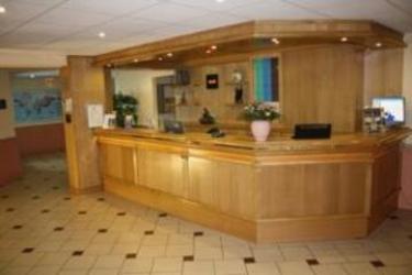 Comfort Hotel Cdg Airport: Reception PARIGI - AEROPORTO CDG