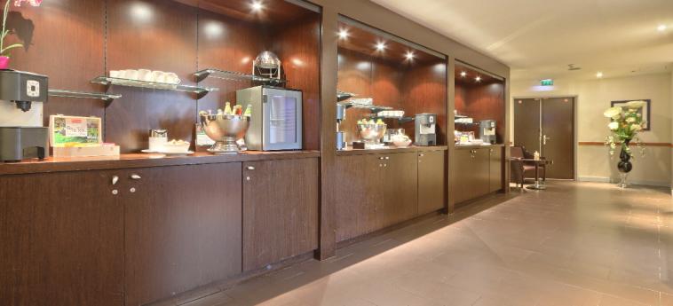 Hotel Golden Tulip Paris Cdg Airport Villepinte: Buffet PARIGI - AEROPORTO CDG