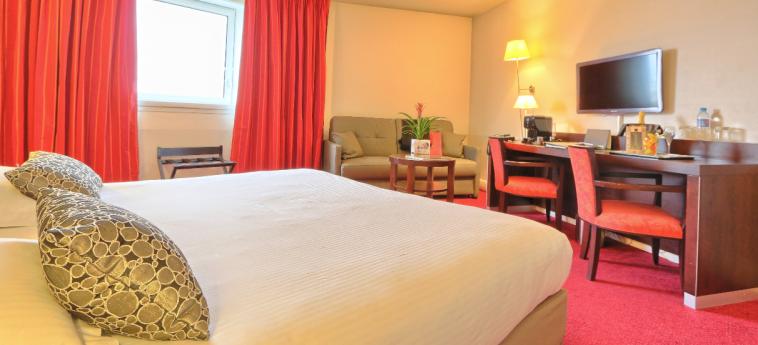 Hotel Golden Tulip Paris Cdg Airport Villepinte: Camera Matrimoniale/Doppia PARIGI - AEROPORTO CDG