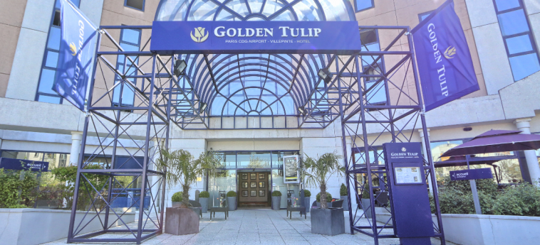 Hotel Golden Tulip Paris Cdg Airport Villepinte: Ingresso PARIGI - AEROPORTO CDG