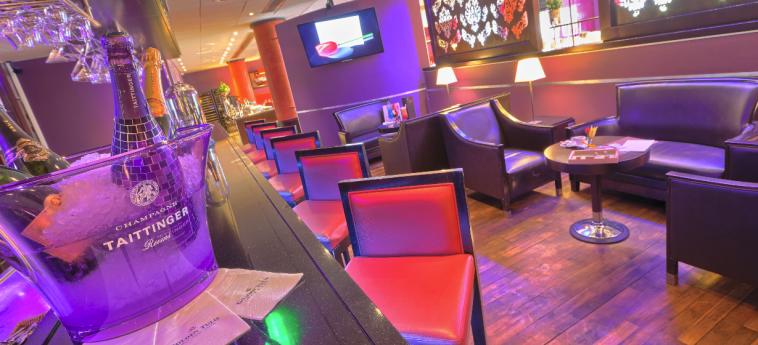 Hotel Golden Tulip Paris Cdg Airport Villepinte: Lounge Bar PARIGI - AEROPORTO CDG