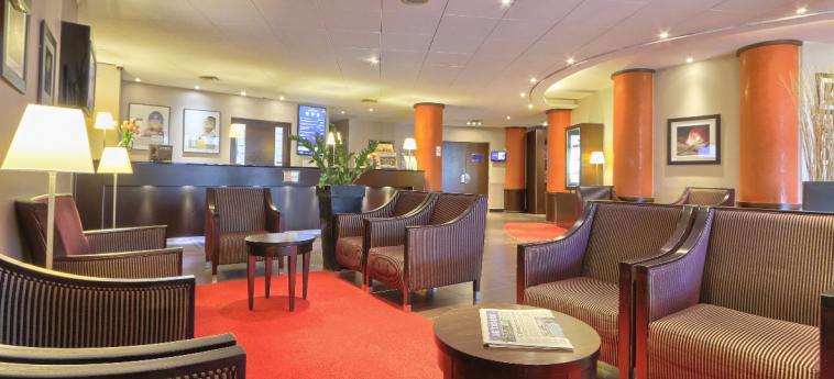 Hotel Golden Tulip Paris Cdg Airport Villepinte: Reception PARIGI - AEROPORTO CDG