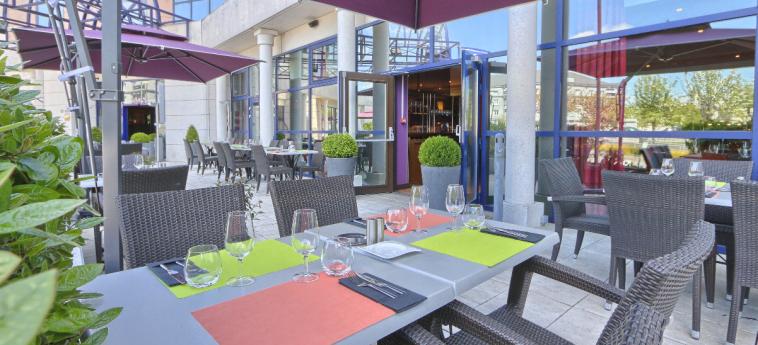 Hotel Golden Tulip Paris Cdg Airport Villepinte: Ristorante PARIGI - AEROPORTO CDG