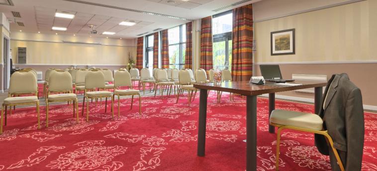 Hotel Golden Tulip Paris Cdg Airport Villepinte: Sala Conferenze PARIGI - AEROPORTO CDG