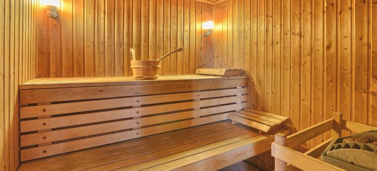 Hotel Golden Tulip Paris Cdg Airport Villepinte: Sauna PARIGI - AEROPORTO CDG
