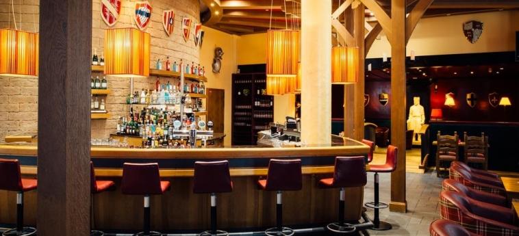 Hotel Dream Castle: Bar PARIGI - DISNEYLAND PARIS