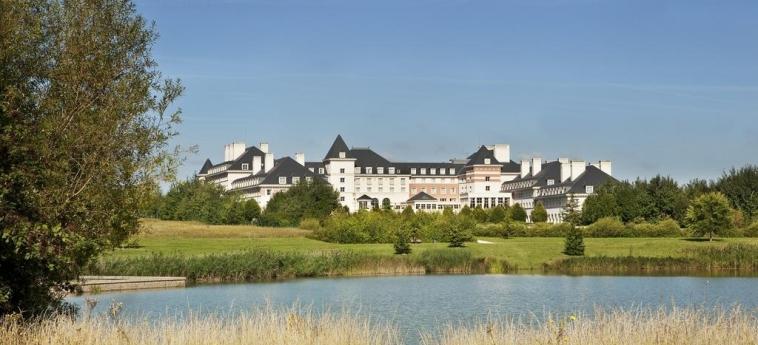 Hotel Dream Castle: Esterno PARIGI - DISNEYLAND PARIS